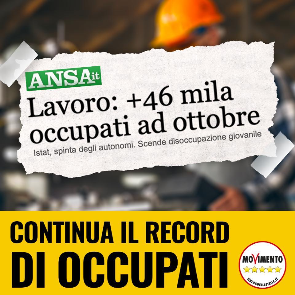 Istat ottobre